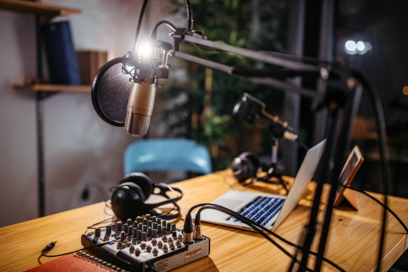 podcast para estudar
